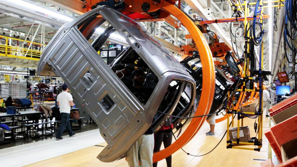 Automotive manufacturing Mexico
