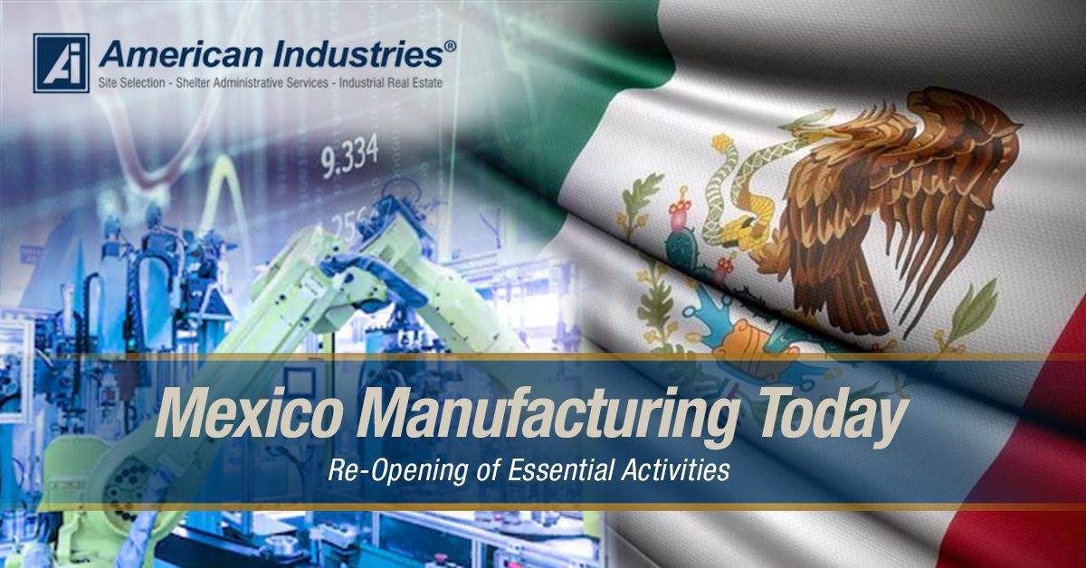 Mexico Manufacturing Today