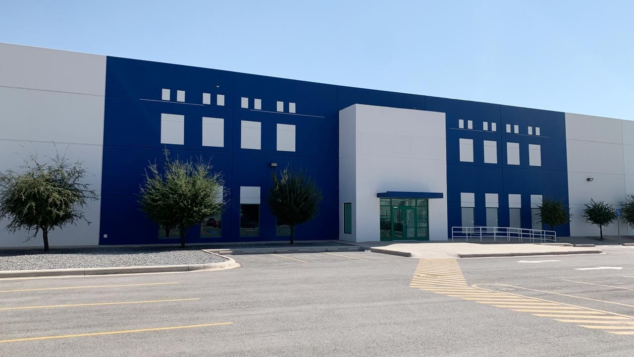 B423 Building Complejo Industrial Chihuahua